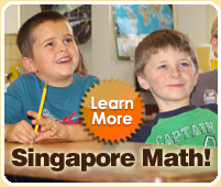 Kirk O' The Valley School - Singapore Math